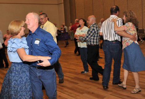 Square Dance party for the Jesus Christ of Latter-Day Saints